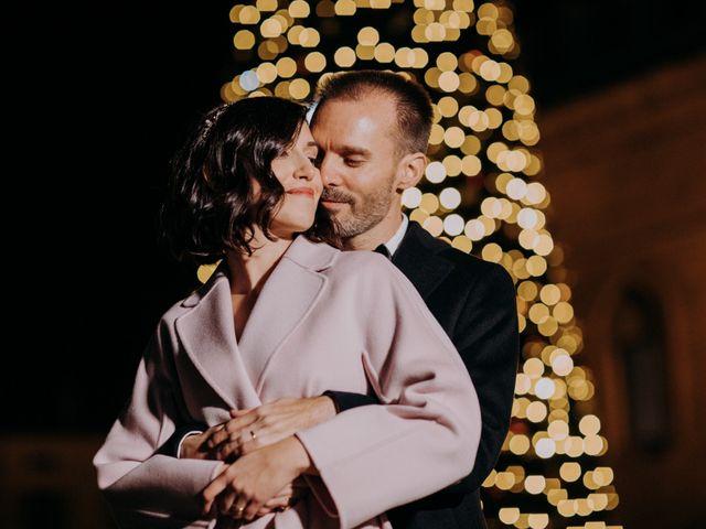 Le nozze di Clelia e Federico