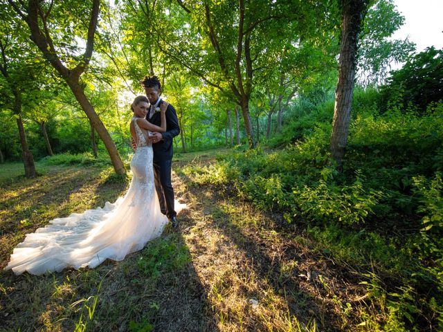 Il matrimonio di Daniel e Elisa a Pesaro, Pesaro - Urbino 55