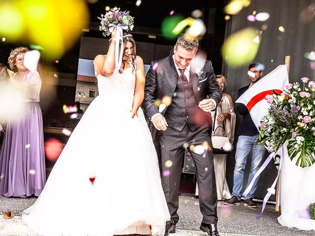 Il matrimonio di Luca e Andrea a Castelfranco Veneto, Treviso 14