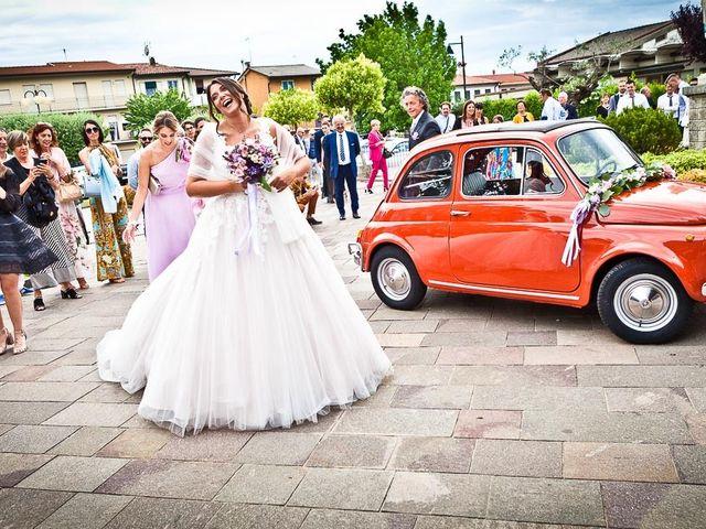 Il matrimonio di Luca e Andrea a Castelfranco Veneto, Treviso 10