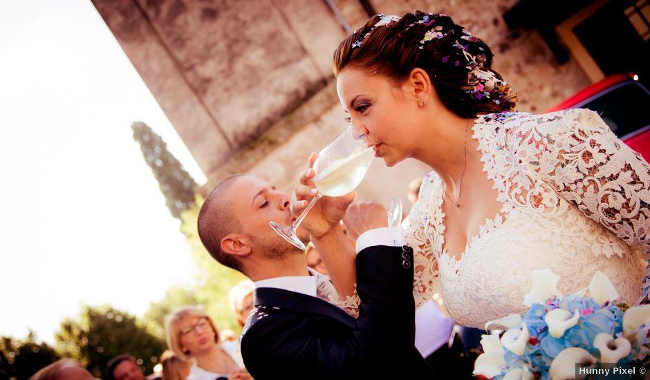 Il matrimonio di Marco e Maddalena a Peschiera del Garda, Verona