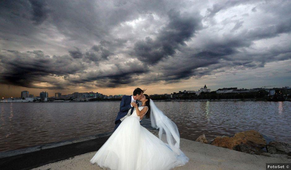 Il matrimonio di Fabrizio e Sveva a Cagliari, Cagliari