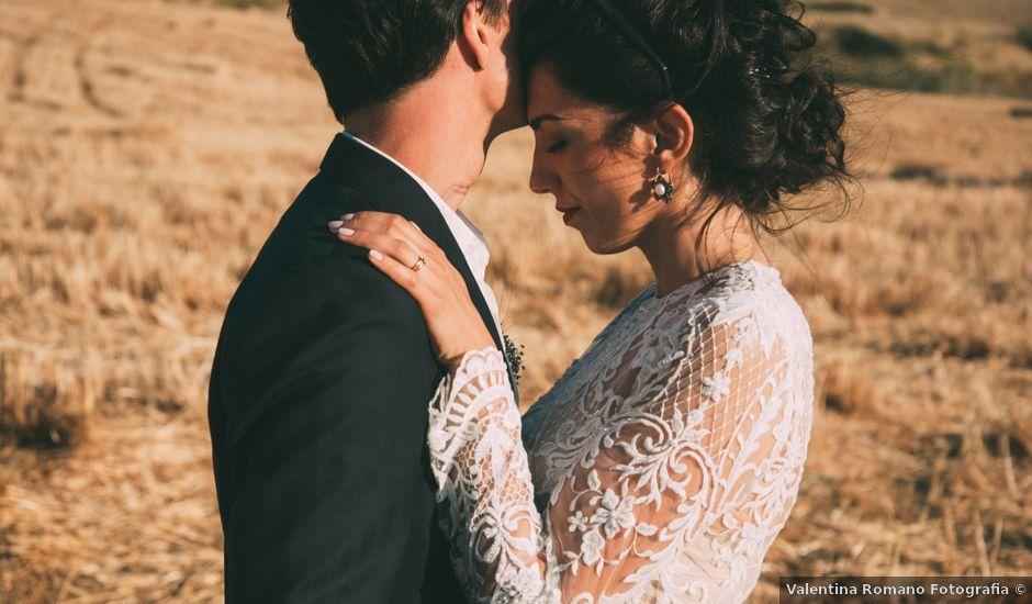 Il matrimonio di Jonathan e Chiara a Alcamo, Trapani