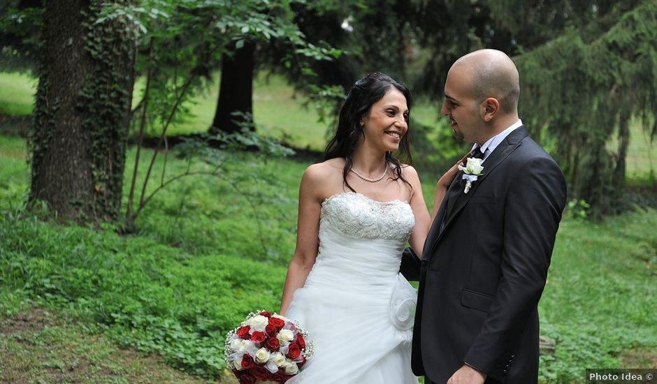 Il matrimonio di Giuseppe e Francesca a Moncalieri, Torino