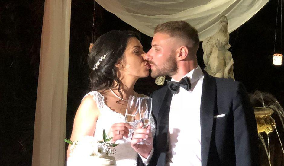 Il matrimonio di Mario e Flavia a Cava de' Tirreni, Salerno