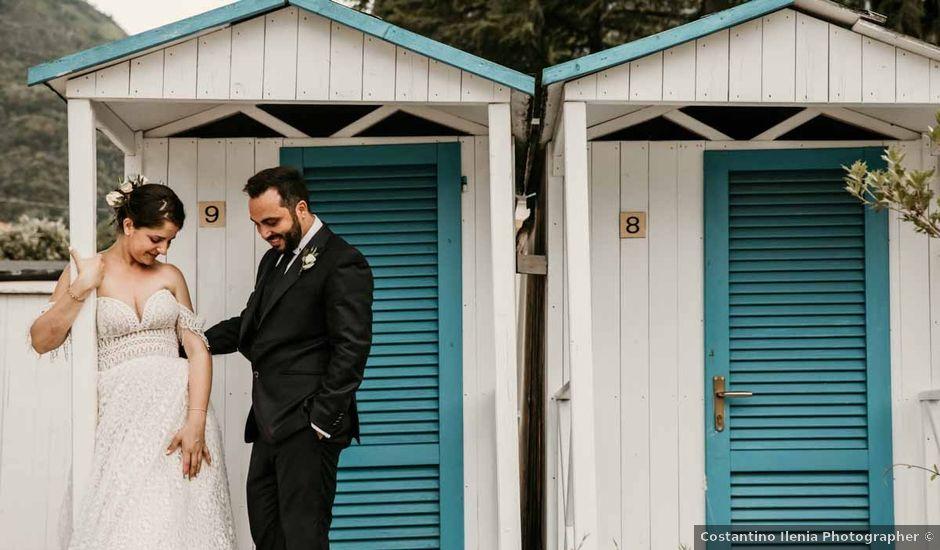 Il matrimonio di Giuseppe e Ada a Menaggio, Como