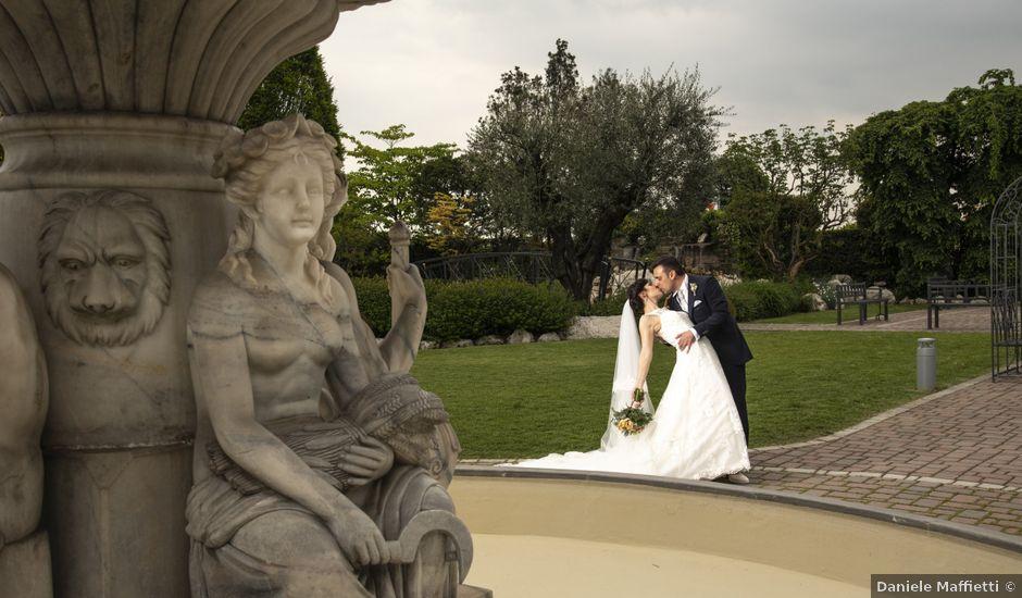 Il matrimonio di Francesco e Rosa a Travagliato, Brescia