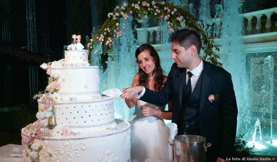 Il matrimonio di Luca e Chiara a Vasto, Chieti