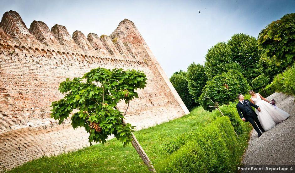 Il matrimonio di Luca e Andrea a Castelfranco Veneto, Treviso