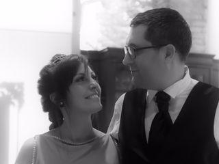 Le nozze di Catia e Stefano