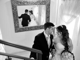 Le nozze di Krismanda e Marco Fortunato