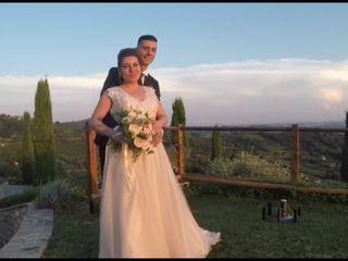 Le nozze di Rosanna e Andrea