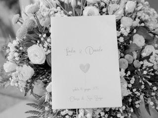 Le nozze di Linda e Davide 1