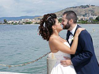 Le nozze di Emma e Pietrangelo