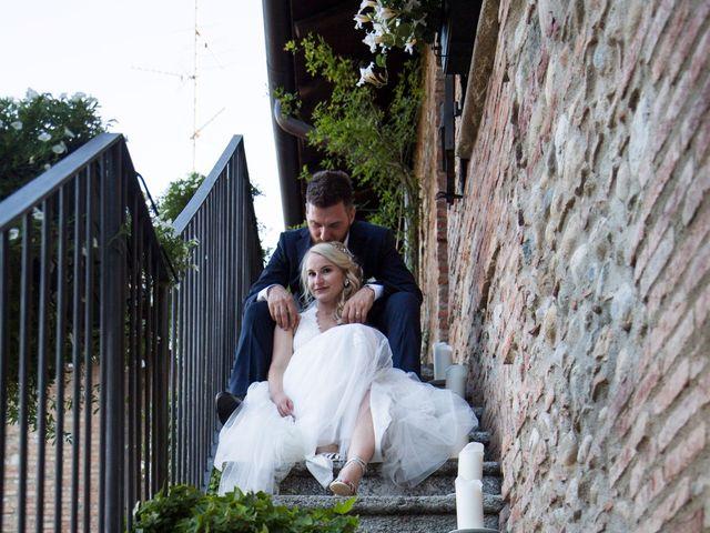 Il matrimonio di Pietro e Cristina a Cermenate, Como 11
