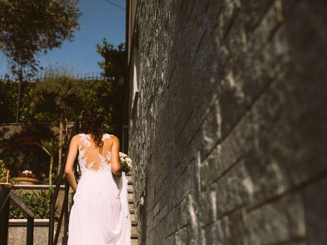Il matrimonio di Vincenzo e Cristina a Varese, Varese 3