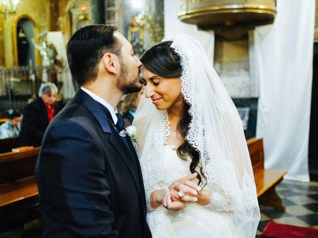 Il matrimonio di Vincenzo e Cristina a Varese, Varese 11