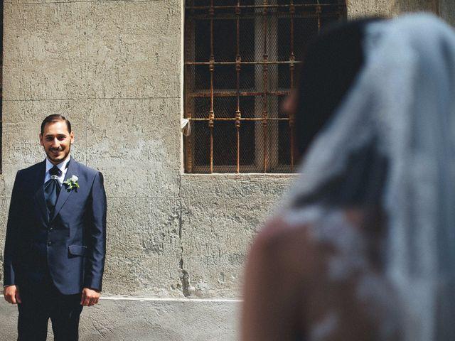Il matrimonio di Vincenzo e Cristina a Varese, Varese 20