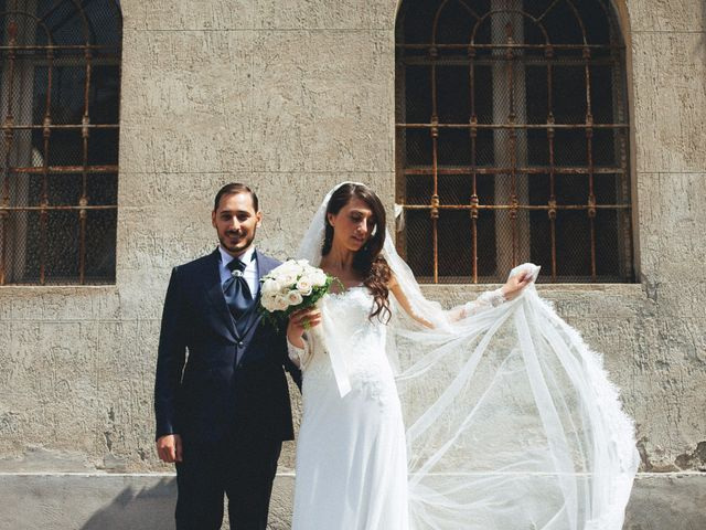 Il matrimonio di Vincenzo e Cristina a Varese, Varese 21