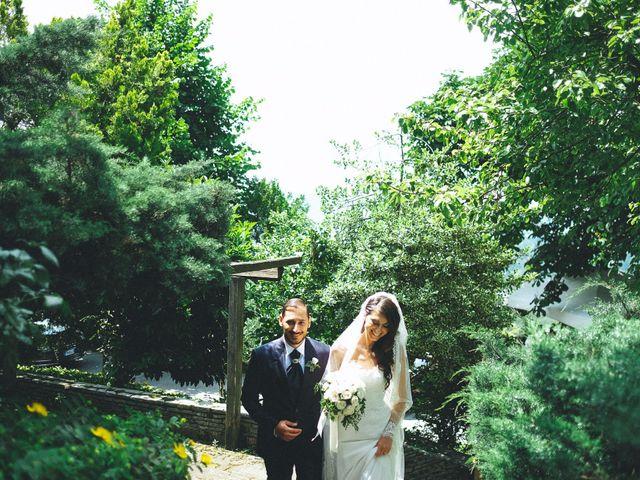 Il matrimonio di Vincenzo e Cristina a Varese, Varese 24