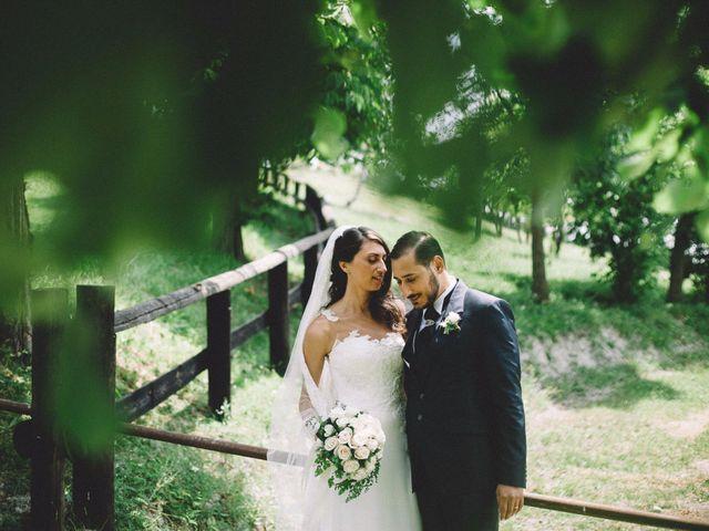 Il matrimonio di Vincenzo e Cristina a Varese, Varese 25