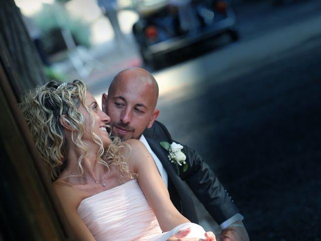 Il matrimonio di Matteo e Elisa a Gazzada Schianno, Varese 13