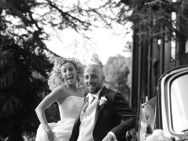 Il matrimonio di Matteo e Elisa a Gazzada Schianno, Varese 15