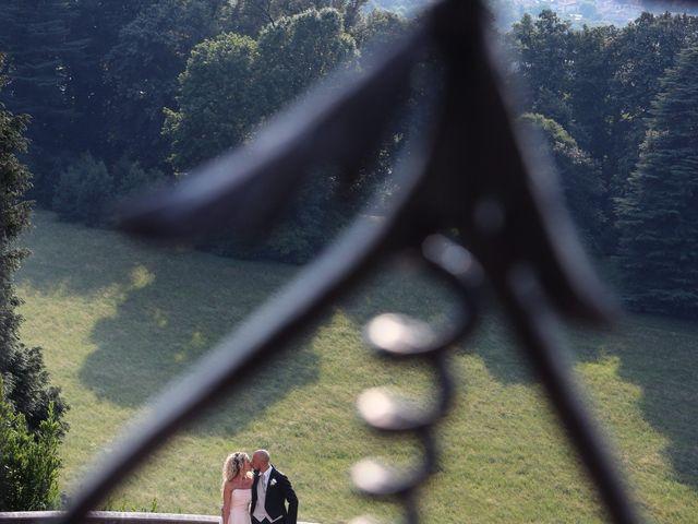 Il matrimonio di Matteo e Elisa a Gazzada Schianno, Varese 19