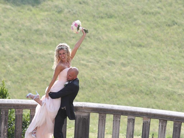 Il matrimonio di Matteo e Elisa a Gazzada Schianno, Varese 20