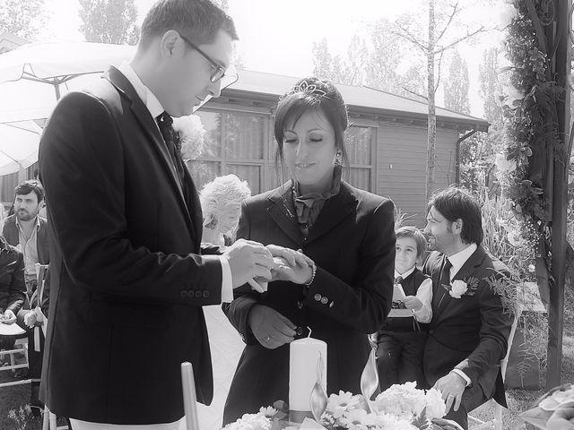 Il matrimonio di Stefano e Catia a Castrezzato, Brescia 4