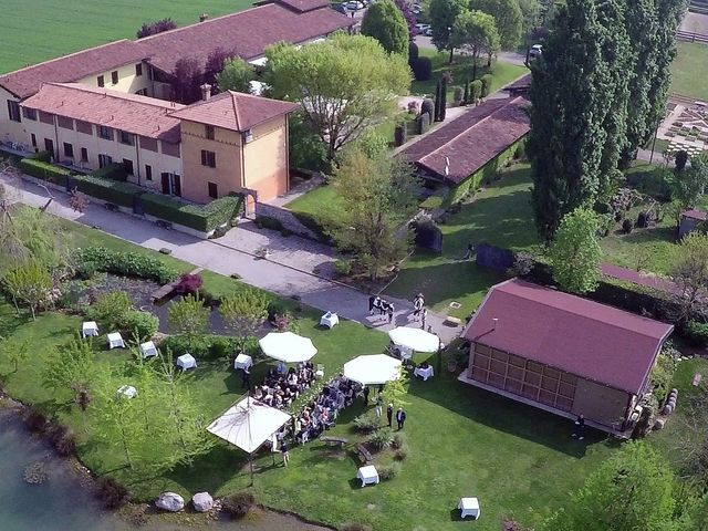 Il matrimonio di Stefano e Catia a Castrezzato, Brescia 6
