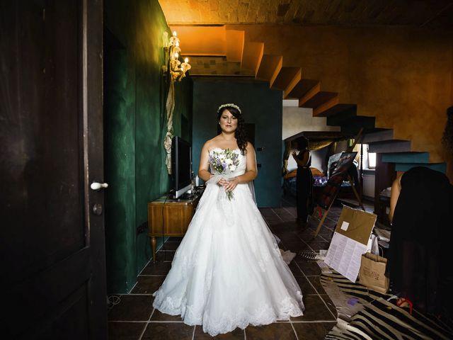 Il matrimonio di Fabrizio e Alessandra a Mosciano Sant'Angelo, Teramo 13