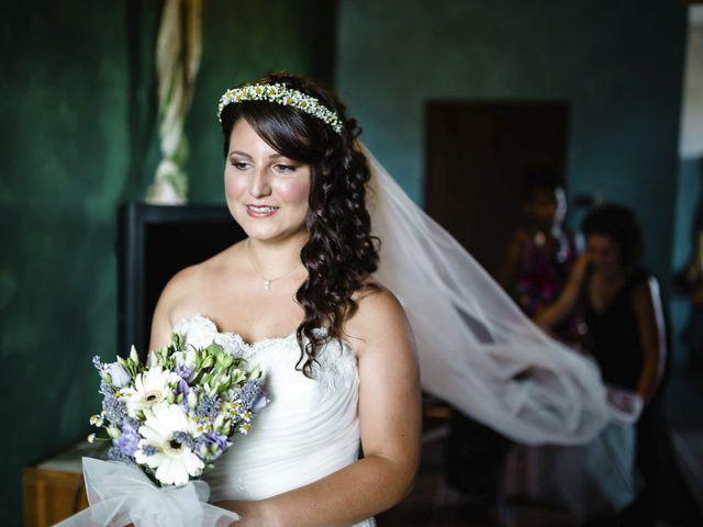 Il matrimonio di Fabrizio e Alessandra a Mosciano Sant'Angelo, Teramo 14