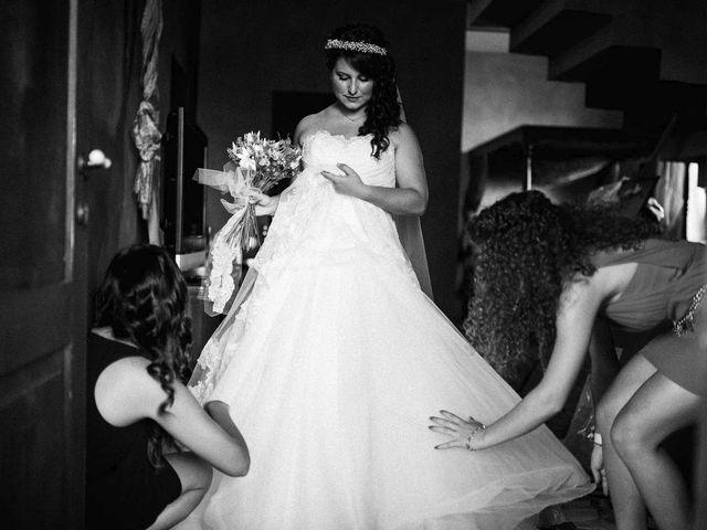 Il matrimonio di Fabrizio e Alessandra a Mosciano Sant'Angelo, Teramo 15