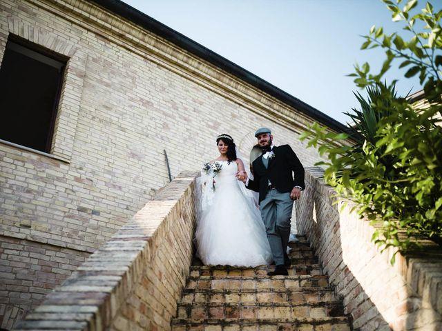 Il matrimonio di Fabrizio e Alessandra a Mosciano Sant'Angelo, Teramo 18