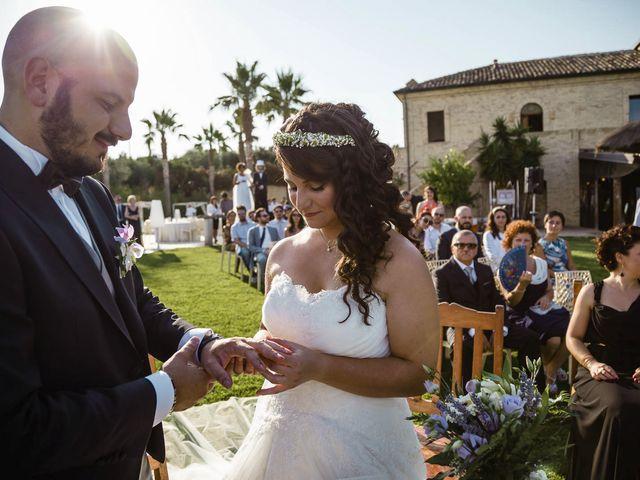 Il matrimonio di Fabrizio e Alessandra a Mosciano Sant'Angelo, Teramo 23