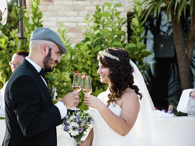 Il matrimonio di Fabrizio e Alessandra a Mosciano Sant'Angelo, Teramo 27