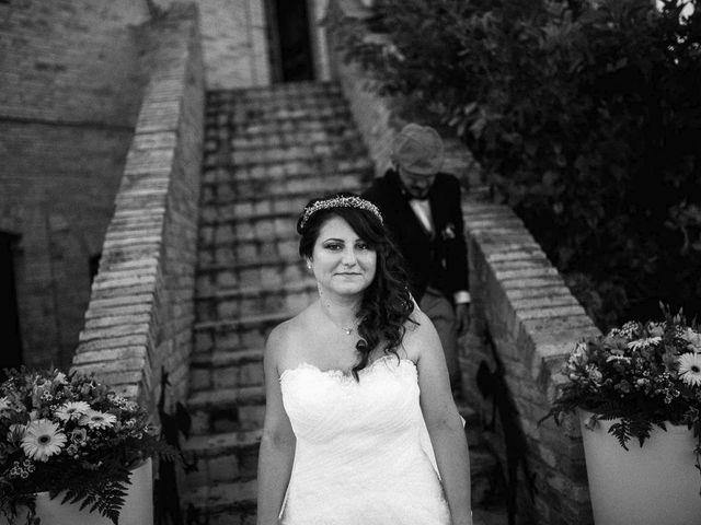 Il matrimonio di Fabrizio e Alessandra a Mosciano Sant'Angelo, Teramo 30