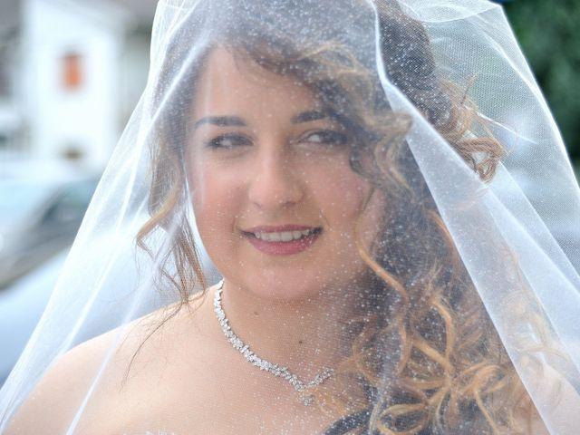 Il matrimonio di Marco Fortunato e Krismanda a Copparo, Ferrara 8