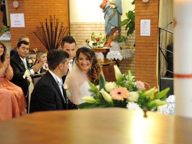 Il matrimonio di Marco Fortunato e Krismanda a Copparo, Ferrara 9