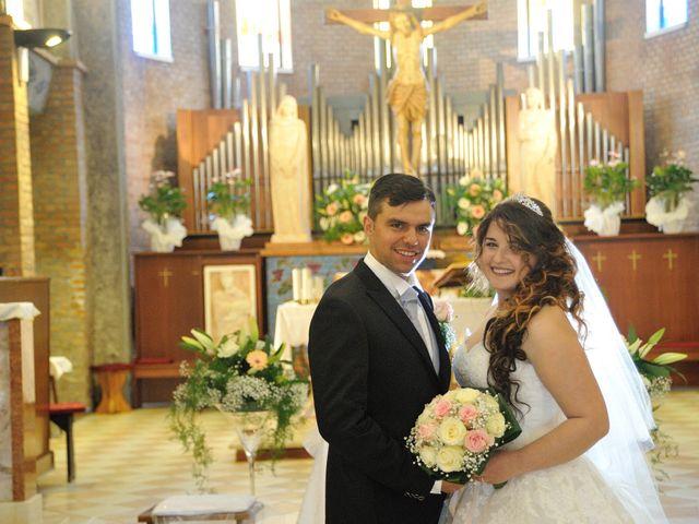 Il matrimonio di Marco Fortunato e Krismanda a Copparo, Ferrara 11