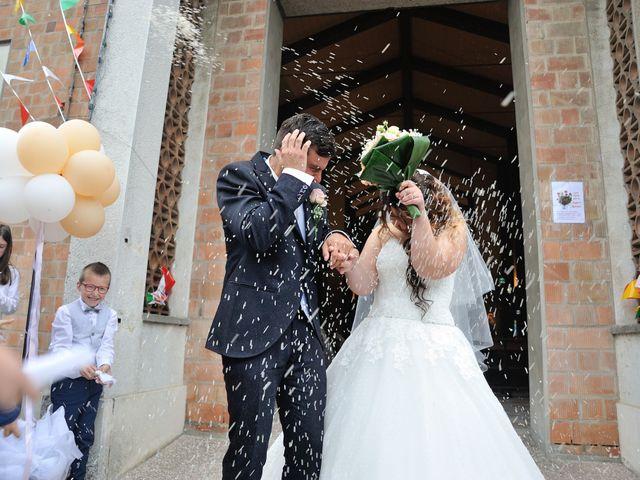 Il matrimonio di Marco Fortunato e Krismanda a Copparo, Ferrara 12