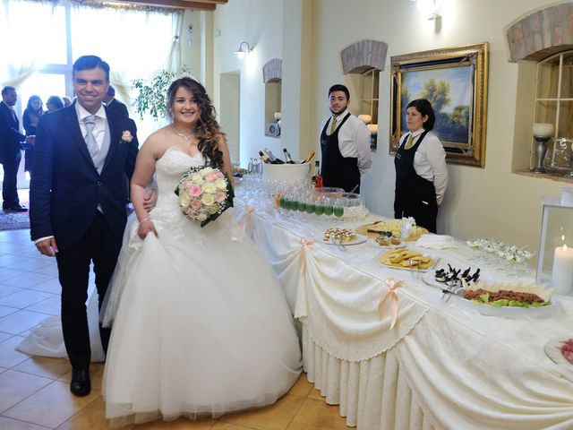 Il matrimonio di Marco Fortunato e Krismanda a Copparo, Ferrara 16