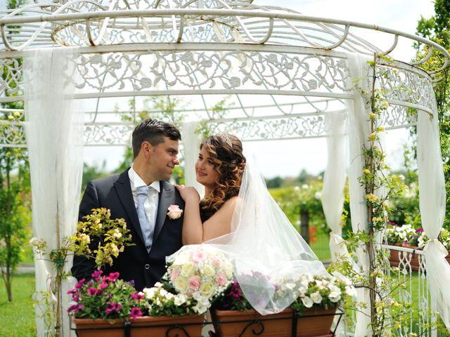 Il matrimonio di Marco Fortunato e Krismanda a Copparo, Ferrara 19