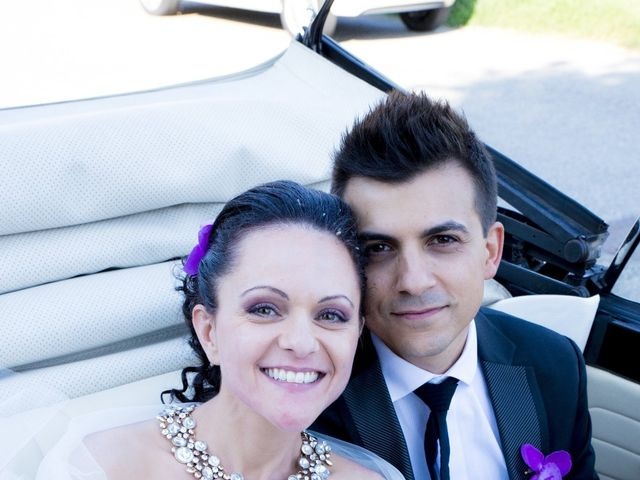 Il matrimonio di Davide e Eleonora a Medolla, Modena 8