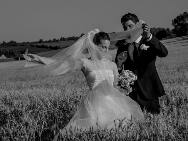 Il matrimonio di Davide e Linda a Reggio nell'Emilia, Reggio Emilia 10