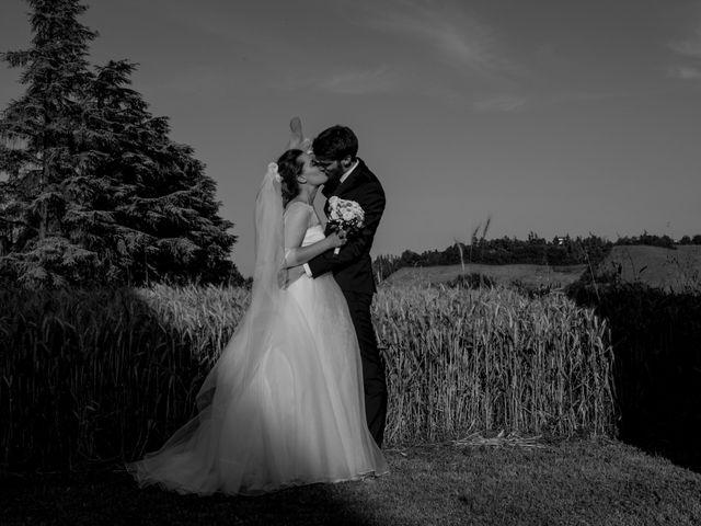 Il matrimonio di Davide e Linda a Reggio nell'Emilia, Reggio Emilia 12