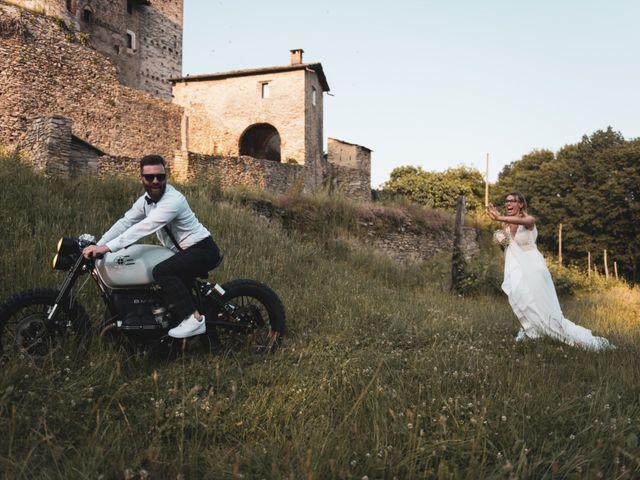 Il matrimonio di Emiliano e Giulia a Saluzzo, Cuneo 17