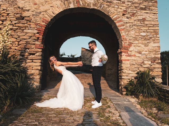 Il matrimonio di Emiliano e Giulia a Saluzzo, Cuneo 21