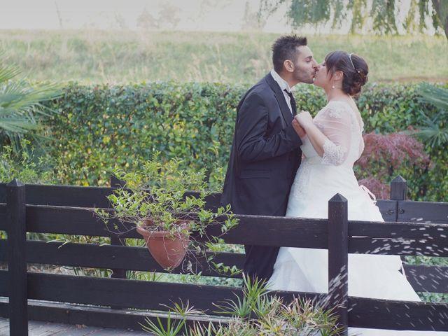 Il matrimonio di Angelo e Elena a Arzergrande, Padova 5